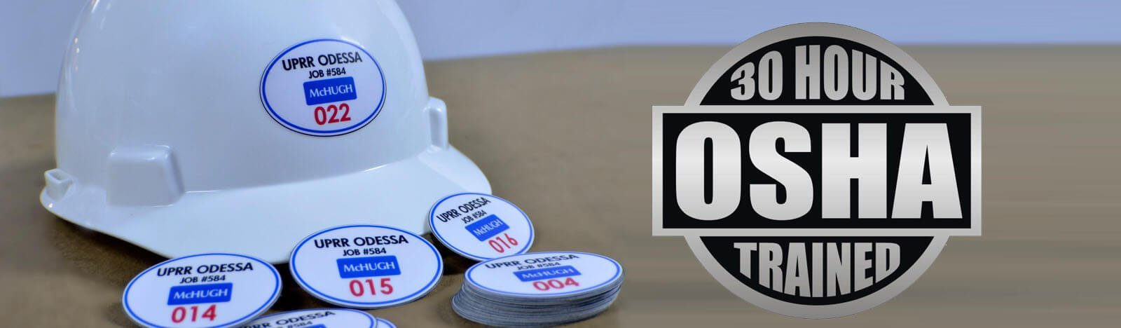 19-Pack Hard Hat, Tool Box Stickers | 100% Vinyl | Proudly MADE