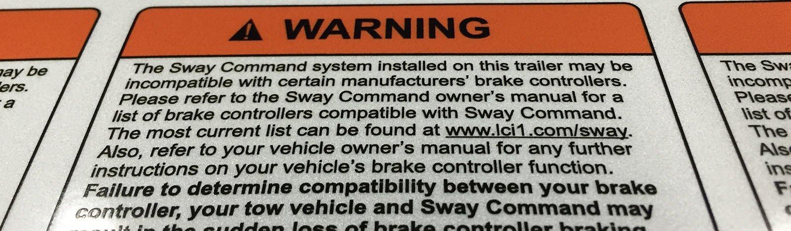 Warning Labels Printing